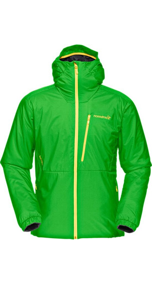 Norrøna M's Lofoten Alpha Jacket Jungle Fever